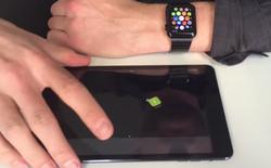 Xem ảo thuật gia iPad tiếp tục biến hình cùng Apple Watch