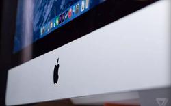 iMac màn hình 4K sẽ ra mắt trong tháng 10