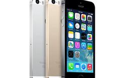 Bản iPhone 5s 8 GB sẽ được bán từ tháng 12