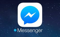Facebook Messenger đã hoạt động đa nhiệm iOS 9, hỗ trợ Apple Watch
