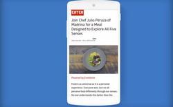 Google ra mắt đối thủ của Facebook Instant Articles vào đầu năm sau