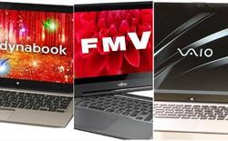 Toshiba, Fujitsu và VAIO sẽ cùng kết hợp kinh doanh PC