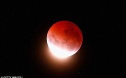 """""""Siêu Mặt trăng máu"""" sắp xuất hiện lần đầu tiên trong 30 năm qua"""