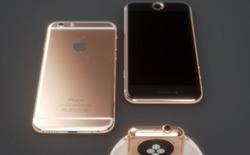 iPhone 7: bền hơn 60%, thêm màu vàng hồng, camera 12 MP và màn hình Force Touch?