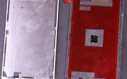 Lộ ảnh màn hình iPhone 6s trang bị công nghệ Force Touch