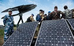 Năng lượng mặt trời: Vũ khí chiến lược của quân đội Mỹ và NATO