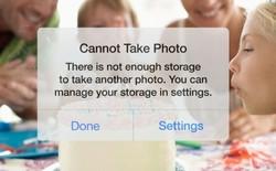 Tính năng mới của iOS 9.0.2 sẽ giúp iPhone 16GB không còn nỗi lo thiếu dung lượng
