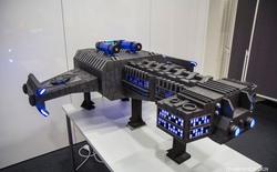 Behemoth Case - Cỗ máy tính trong mơ của fan cuồng StarCraft