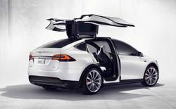 Tesla ra mắt Model X, xe điện có giá trên trời