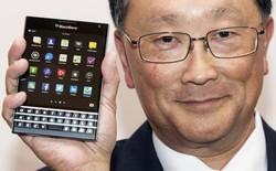BlackBerry sẽ không sản xuất điện thoại nếu như lợi nhuận tiếp tục giảm