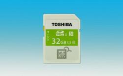 Toshiba ra mắt chiếc thẻ nhớ đầu tiên trên thế giới tích hợp NFC