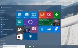 Những điểm mới đáng chú ý trong Windows 10 build 10074 qua ảnh