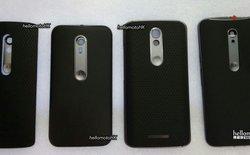 Rò rỉ hàng loạt smartphone Motorola sẽ ra mắt trong năm nay