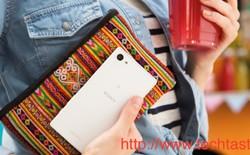 Lộ ảnh thực tế smartphone Sony Xperia Z5 Compact