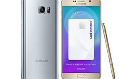 Samsung ra mắt phiên bản đặc biệt của Note 5 với bộ nhớ trong 128GB