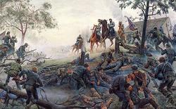 Ngày 17/9: Diễn ra trận chiến lớn nhất trong lịch sử nội chiến Hoa Kỳ