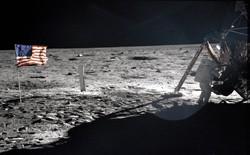 Ngày này cách đây 46 năm: Bước chân đầu tiên của loài người lên Mặt trăng
