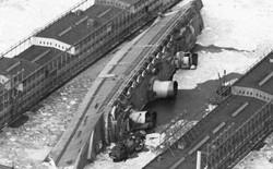 Ngày 9/2: Vụ cháy tàu Normandy và bí ẩn chưa có lời giải