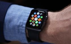 3,6 triệu chiếc Apple Watch đã được tiêu thụ trong quý vừa qua