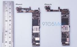 Lộ ảnh linh kiện iPhone 6s: nâng cấp NFC, bộ nhớ 16GB, mạch gọn gàng