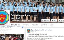 Thực hư tin Cục hải quan bán đấu giá xe máy Lx 7 triệu đồng trên Facebook