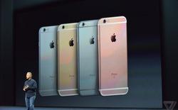 """Fan nữ khóc ròng với iPhone 6s và iPhone 6s Plus màu vàng hồng, 3D Touch chạm để """"sướng"""""""