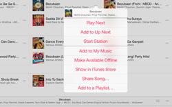 Hướng dẫn tải nhạc từ Apple Music để nghe offline