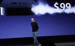 Steve Jobs từng khuyên Jony Ive đừng bao giờ để Apple sản xuất TV