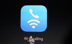 Apple đang thử nghiệm tính năng gọi điện Wifi trên iOS 9