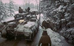 Ngày 25/1: Quân đội Đức phản công lại quân Đồng Minh sau cuộc đổ bộ eo biển Normandie