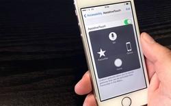 Chuyên gia Mỹ tròn mắt khi người TQ chuộng phím trợ năng trên iPhone thay vì nút Home