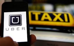 Khách rơi điện thoại trên xe, Uber và chủ xe đùn đẩy trách nhiệm