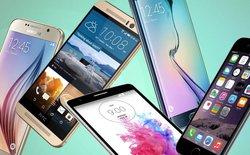 Bảng xếp hạng smartphone tốt nhất thế giới năm 2015 đã thay đổi ra sao?