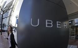 Tốc độ phát triển của Uber sau 5 năm cũng khiến Facebook phải ghen tị