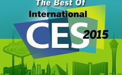 """CES 2015 và 7 cái """"nhất"""" của làng công nghệ"""