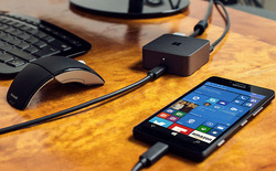 Display Dock biến Lumia 950/950 XL thành máy tính sẽ có giá 99 USD