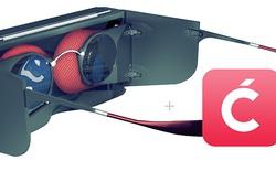 Bước vào thế giới ảo cùng ốp lưng Pinch VR