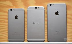 Đọ dáng HTC One A9 và iPhone 6: khó lòng thanh minh cho HTC