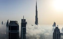 Lính cứu hỏa tại Dubai sẽ sử dụng jetpack để dập lửa trên nhà cao tầng