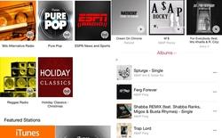 iOS 8.4 sẽ thiết kế lại ứng dụng chơi nhạc