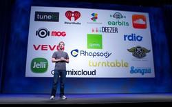 Sau Apple, đến lượt Facebook muốn lấn sân nhạc trực tuyến?