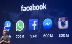Facebook xếp hạng 10 trong số những công ty có tốc độ phát triển nhanh nhất