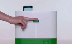 [Video] Thiết bị khử trùng smartphone độc nhất vô nhị