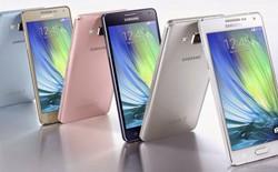 Samsung ra mắt Galaxy E5, E7 màn hình lớn, bán tại Việt Nam cuối tháng 2