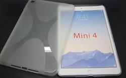Lộ ảnh vỏ case dành cho iPad mini 4