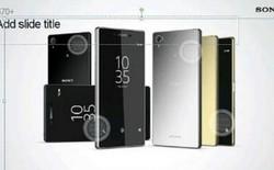 Rò rỉ thiết kế của siêu phẩm Sony Xperia Z5+ ra mắt trong tháng 9