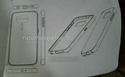 Xác nhận kích thước Galaxy S6: dài hơn và mỏng hơn, thay đổi vị trí loa ngoài