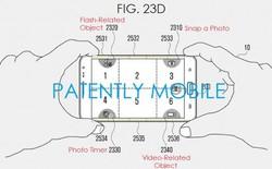 Lộ bằng sáng chế mới của Samsung, giúp điều khiển thiết bị từ viền màn hình