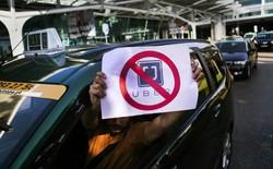 Grab thành lập liên minh chống Uber lớn nhất thế giới