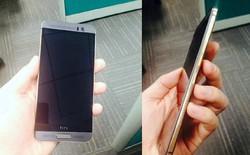 Rò rỉ ảnh thực tế HTC One M9+: vi xử lý MediaTek, ra mắt vào cuối tháng